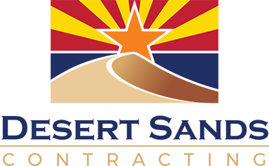 Desert Sands Contracting Logo